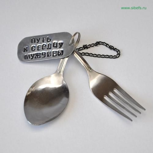 Ключи к сердцу мужчины