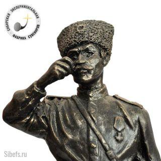 """Статуэтка """"Казак. Георгиевский кавалер"""""""