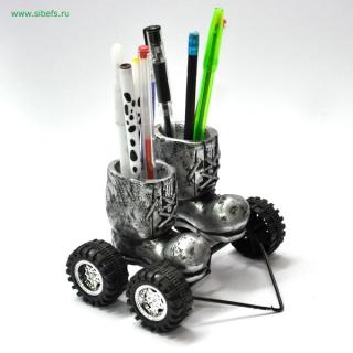 Мобильная карандашница